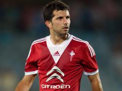 Álex López spielt seit 2009 für Celta de Vigo