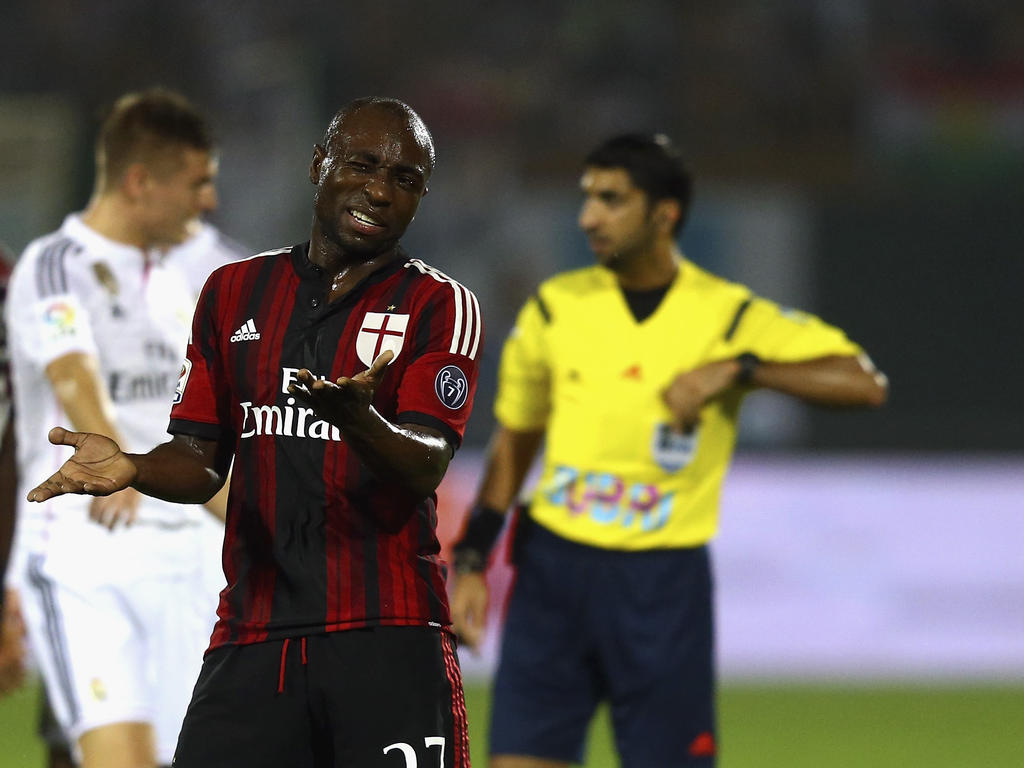 Serie A » News » Milan, mercato aperto: saluta Armero