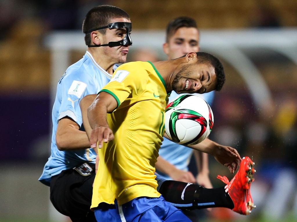 Jorge está siendo de los jugadores más importantes para Brasil en Nueva Zelanda. (Foto: Imago)
