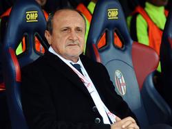 Delio Rossi ist beim FC Bologna entlassen worden