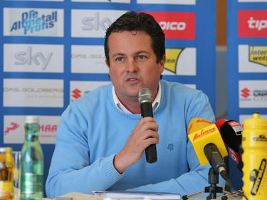 Manager Christian Haas verkündet: Lichter aus in Grödig
