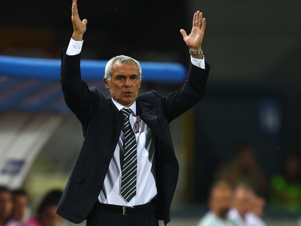 Sorgt sich um die WM-Vorbereitung seines Teams: Ägyptens Nationaltrainer Héctor Cúper