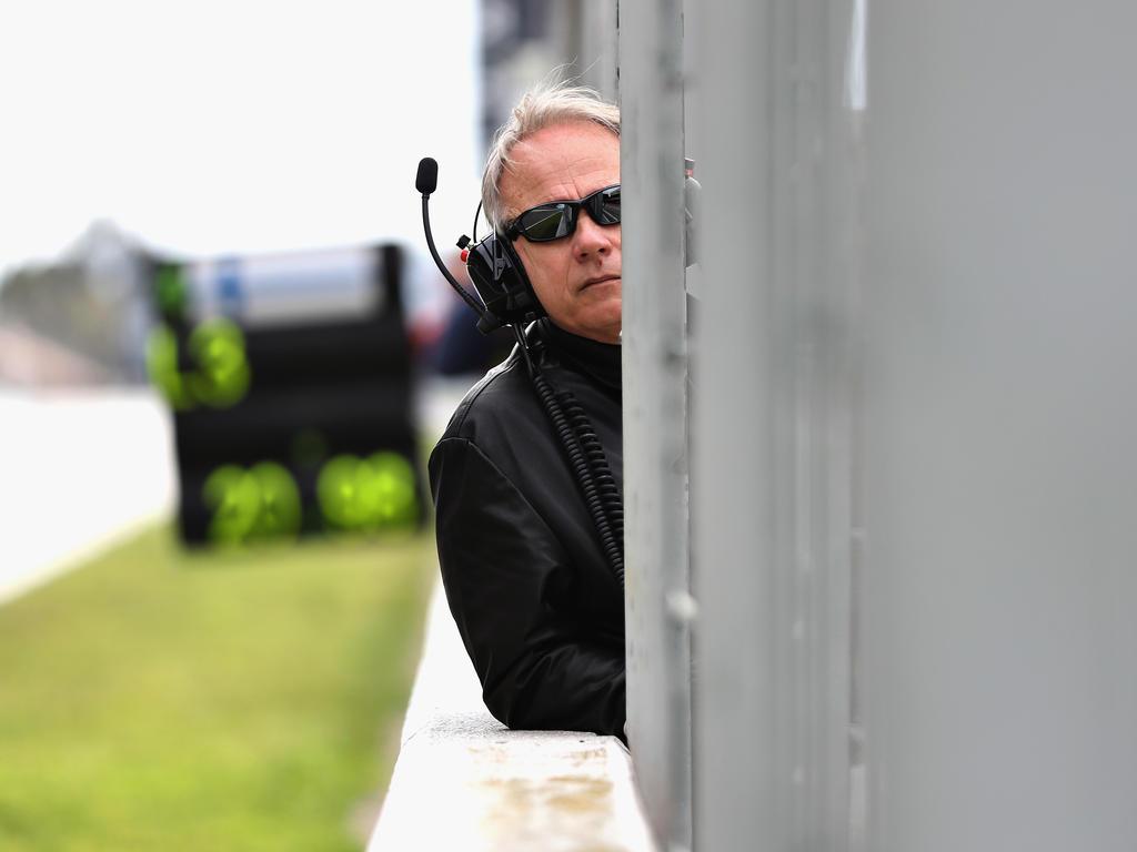 Gene Haas äußert sich zur Kritik seines Teamchefs an US-Fahrern
