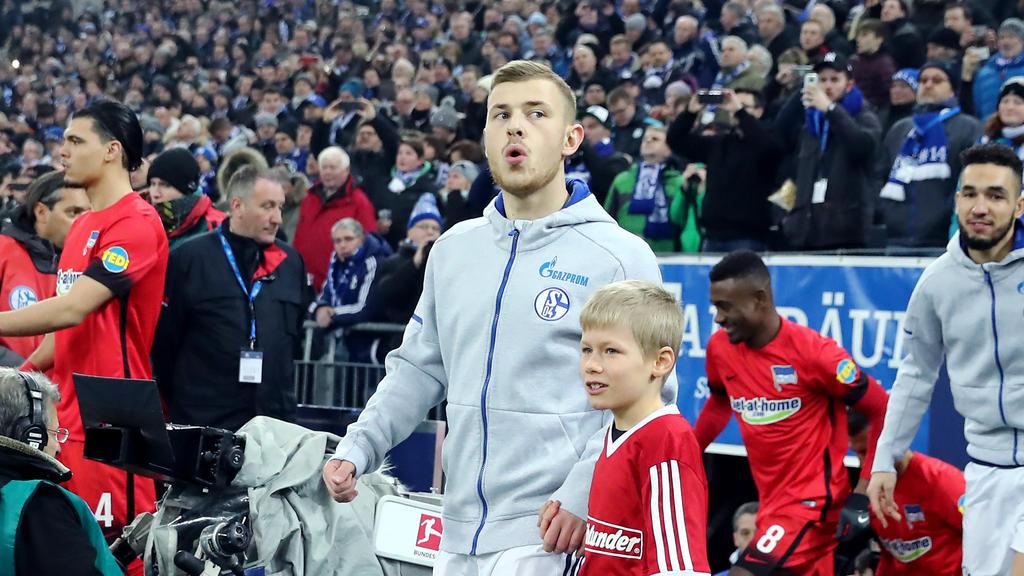 Max Meyer wird künftig offenbar in der Premier League auflaufen