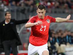 Stefan Lainer wird, wie David Alaba und Max Wöber, nicht gegen Luxemburg dabei sein