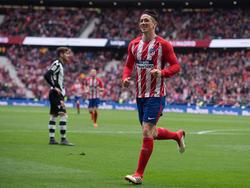 Torres celebra su gol número 100 en LaLiga. (Foto: Getty)