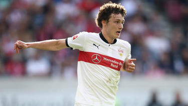 Der VfB hofft auf den Verbleib von Benjamin Pavard