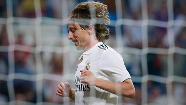 Luka Modric will in die Serie A wechseln