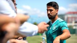 Sami Khedira tritt nicht aus dem DFB-Team zurück