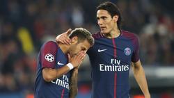 El PSG no puede contar con Neymar ni con Cavani contra el United. (Foto: Getty)