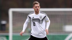Arne Maier musste verletzungsbedingt absagen
