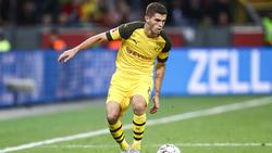 Christian Pulisic vom BVB weckt das Interesse einiger Großklubs