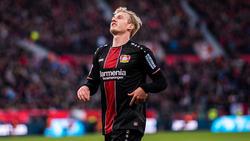 Steht nicht auf die sozialen Plattformen: Leverkusens Julian Brandt