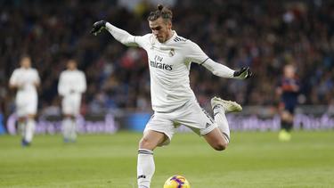 Gareth Bale hizo el tanto en el último duelo ante el Huesca. (Foto: Getty)