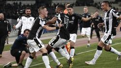 PAOK Saloniki hat auch den griechischen Pokal gewonnen