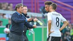 Maximilian Eggestein von Werder Bremen ist wichtig für die U21