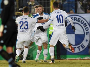 El modesto Lotte ya eliminó de la Copa a dos equipos de Primera. (Foto: Getty)
