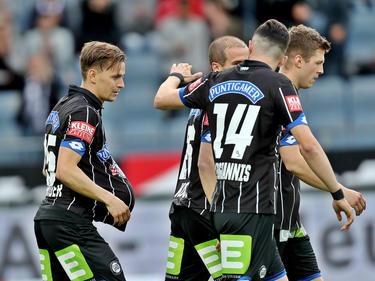 Der SK Sturm freut sich auf das Europacup-Comeback