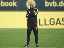 Peter Bosz erklärt seinen Wechsel zum BVB