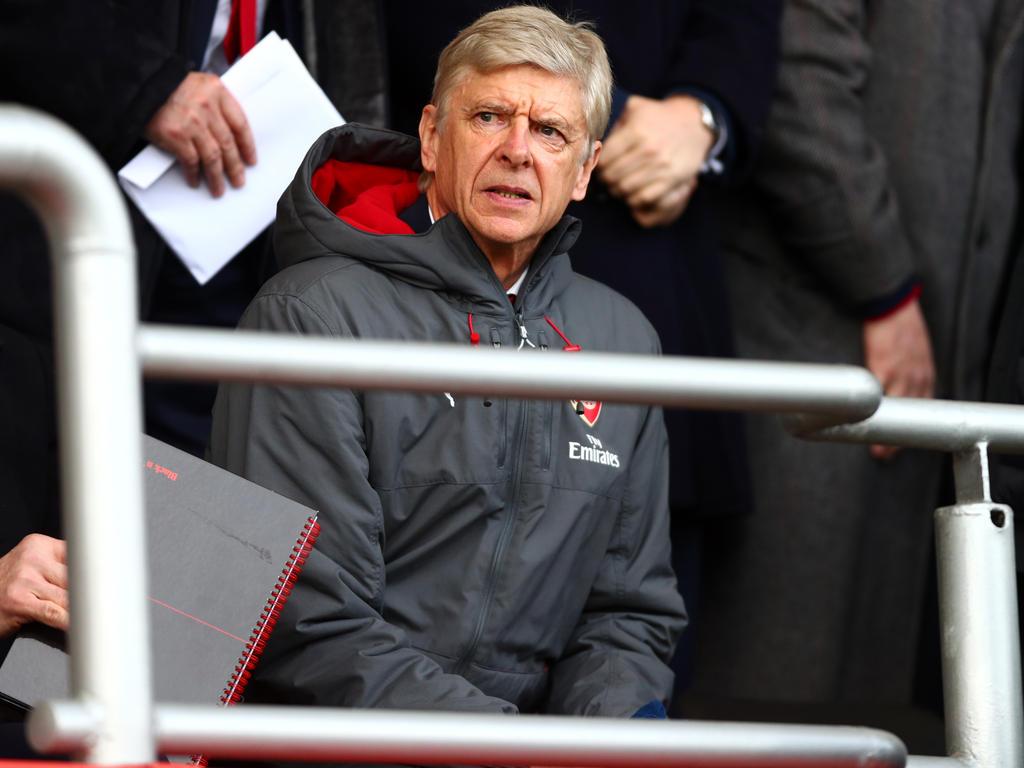 Arsène Wenger schließt einen Aubameyang-Transfer nicht aus