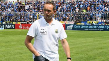 Dirk Lottner vom 1. FC Saarbrücken gefeuert