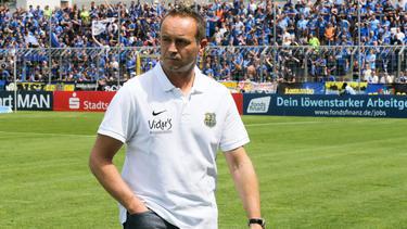 Dirk Lottner steht mit Saarbrücken im Pokal-Achtelfinale