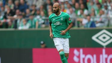 Innenverteidiger Ömer Toprak von Werder Bremen fällt für den Rest der Hinrunde aus