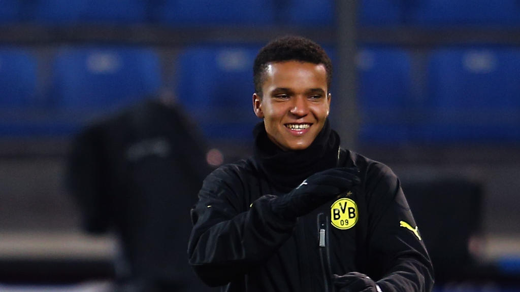 Einst beim BVB: Abwehrspieler Marian Sarr