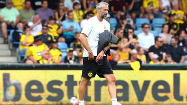 BVB-Trainer Marco Rose könnte am Samstag für einige Überraschungen sorgen