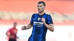 Edin Dzeko wechselt zu Inter