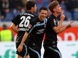 Erstes Bundesligator