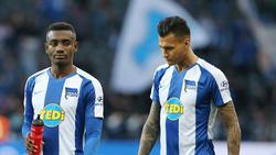 Wechseln Salomon Kalou und Davie Selke von Hertha BSC nach England?