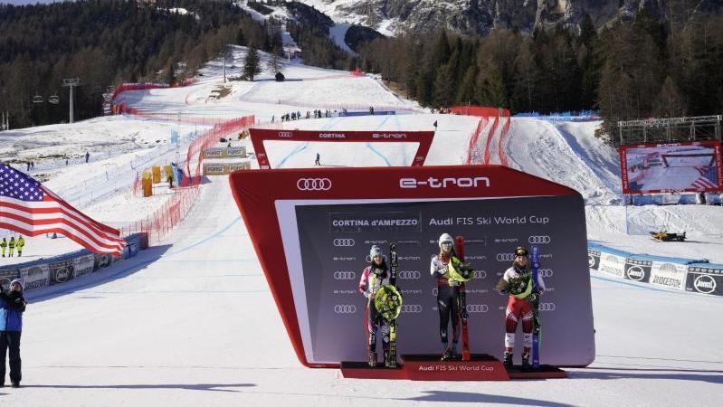 Das Ski-Weltcupfinale in Cortina d'Ampezzo findet wohl ohne Zuschauer statt