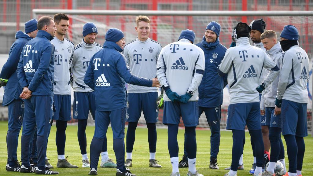 Hansi Flick hat beim FC Bayern München verlängert