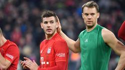 Im Gehalts-Zoff beim FC Bayern soll Lucas Hernández eine Rolle spielen