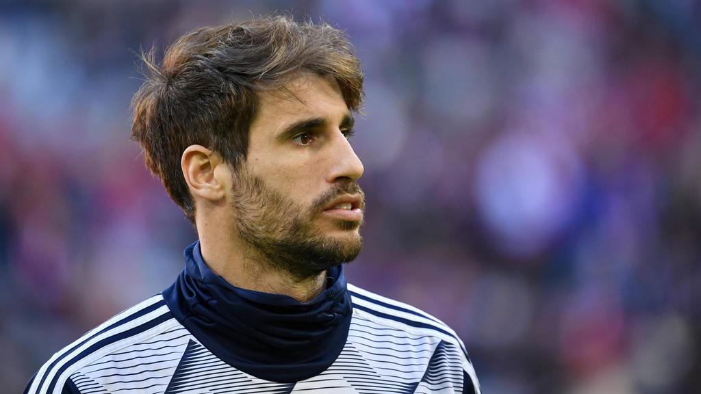 Javi Martínez hat wohl keine Zukunft beim FC Bayern