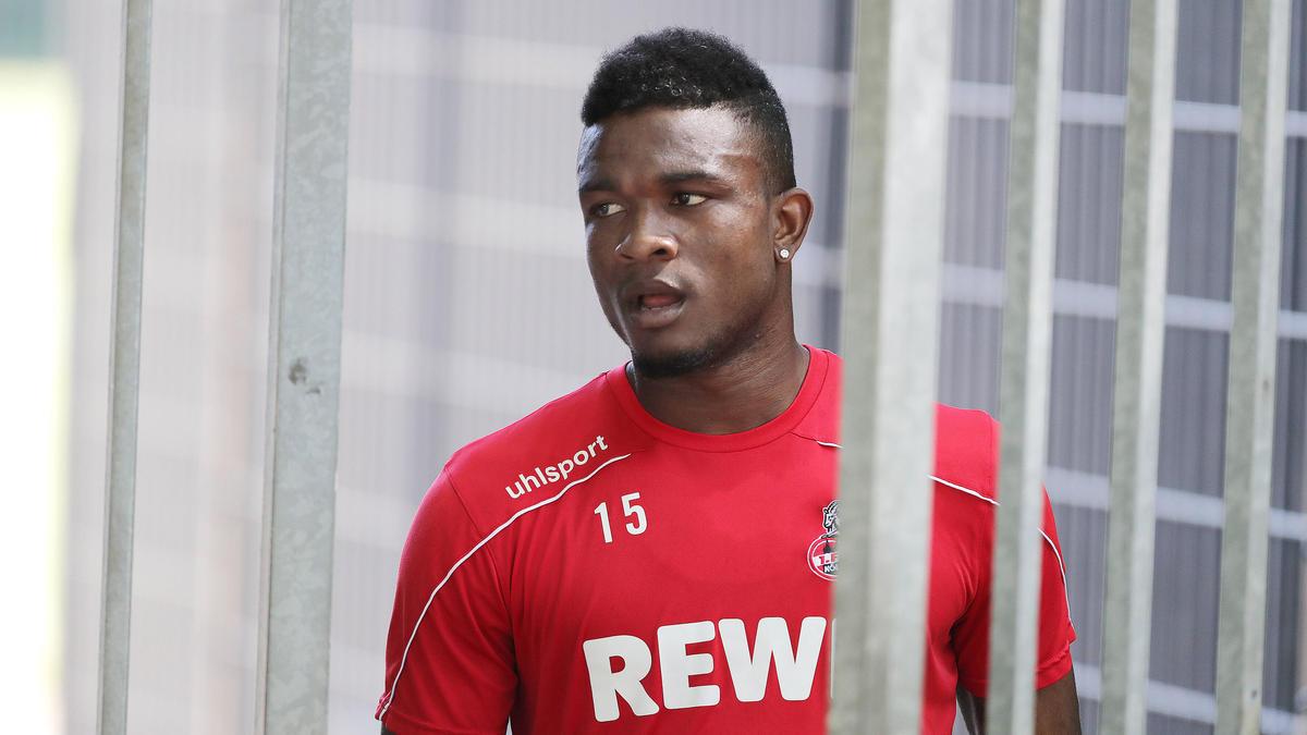 Wechselt wohl vom 1. FC Köln zu Hertha BSC: Jhon Córdoba