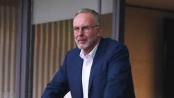 Karl-Heinz Rummenigge äußerte sich zur derzeitigen Lage auf dem Transfermarkt