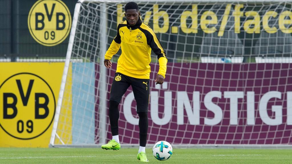 Ousmane Dembélé verließ den BVB nicht im Guten