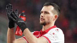 Kevin Stöger spielt jetzt für den FSV Mainz 05