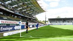Die Karlsruher Einnahmen sollen in den Ausbau des Stadions fließen