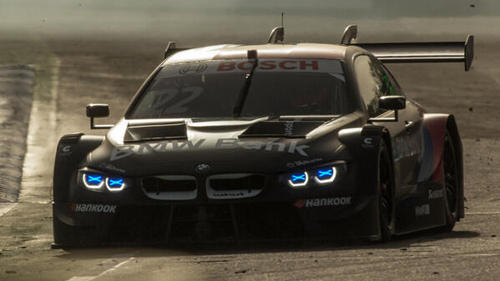 Lucas Auer bereut seinen Wechsel zu BMW nicht