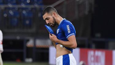 Nabil Bentaleb könnte den FC Schalke 04 noch verlassen