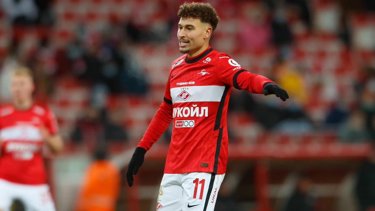 Dem BVB wird Interesse an Jordan Larsson nachgesagt