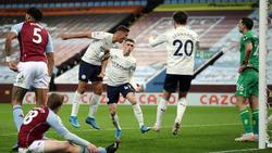 Manchester City siegte nach einem Rückstand