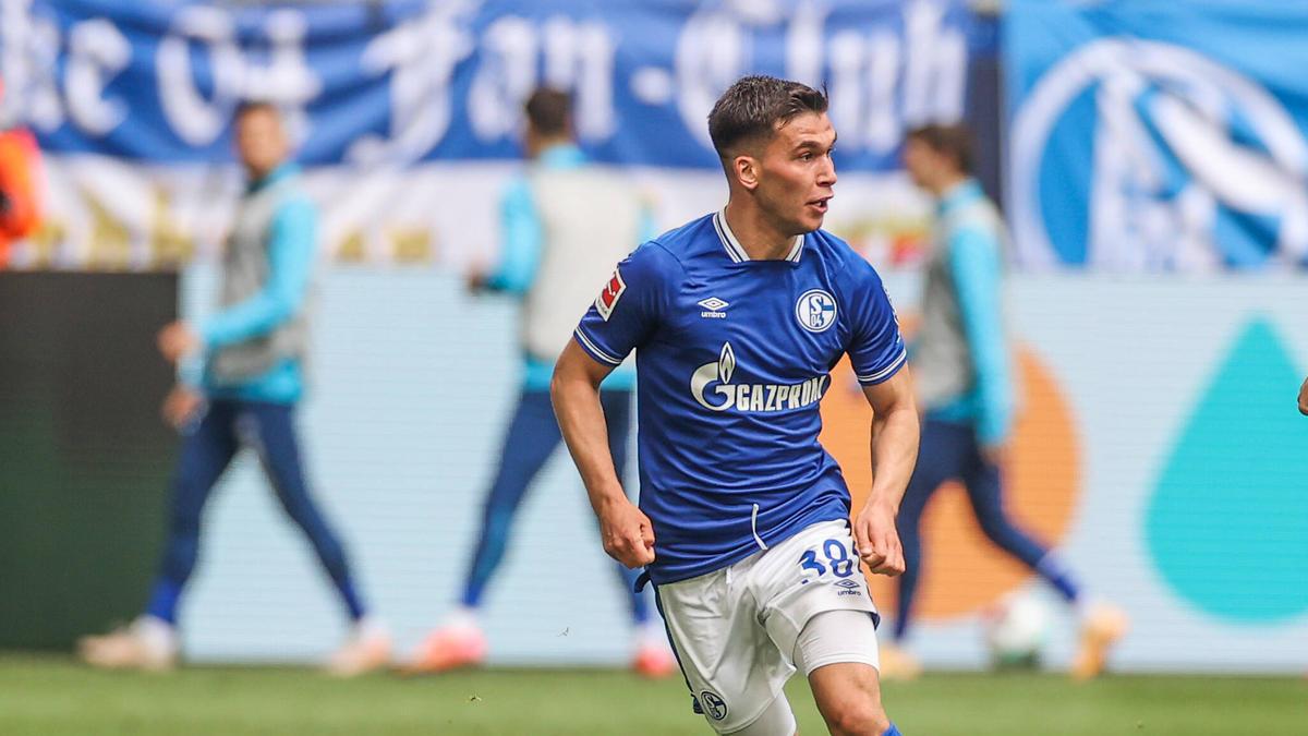 Aydin steht derzeit beim FC Schalke 04 bis Sommer 2022 unter Vertrag