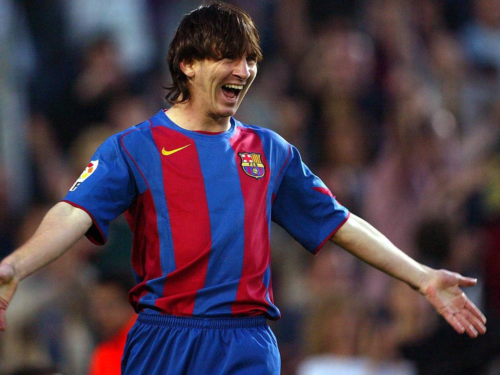 Messi Unterschrift