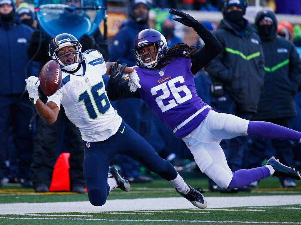 Die Seattle Seahawks setzten sich in einem Krimi gegen die Minnesota Vikings durch