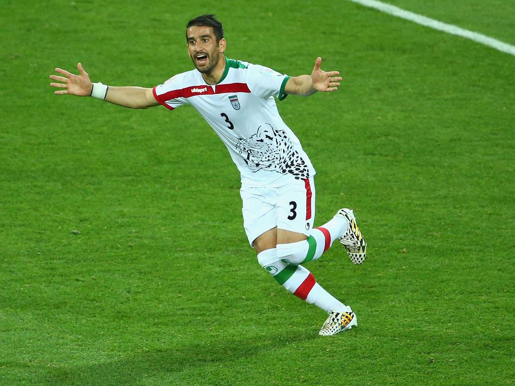Ehsan Hajsafi spielt ab sofort für den FSV Frankfurt