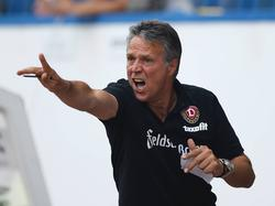 Uwe Neuhaus muss einie Zeit auf Giuliano Modica verzichten